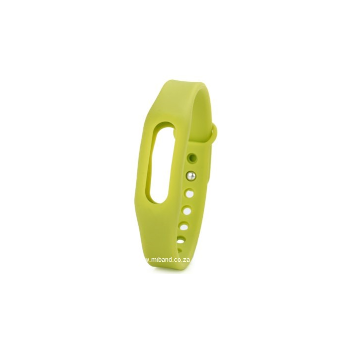 Xiaomi Miband 1S / Miband Pulse Smart Watch   - Replacement Strap - Celadon